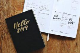 October 2019 Program Calendar