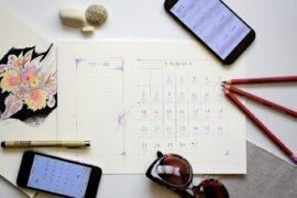 September 2021 Program Calendar